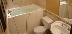 For many senior citizens, falling and injuring themselves is a common fear. In fact, many accidents the elderly encounter occur when they are getting in and out of the tub. But these mishaps can be avoided with the help of Shreveport bathtub installers. They can remodel your bathroom with a walk-in bathtub, which is a suitable alternative that makes life easier for older adults who are physically challenged.