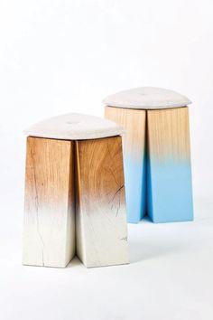 Nous vous avons déjà parlé du designer Florent Degourc et de ses étagères « SoCal » inspirées du pélican et de sa poche, aujourd'hui il revi...