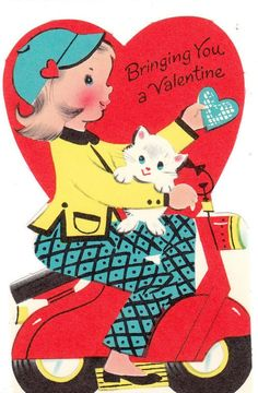 The best Valentine's cards are vintage