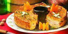 Egy finom Juhtúrós rakott karaj vacsorára, ebédre