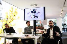 1er Encuentro Pilma - Pro's en Pilma Sarrià. Con colaboración de @stuadesign