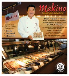 Sake Wine, Las Vegas Review Journal, Seafood Buffet, Premium Outlets, For Your Party, Wines, Gourmet