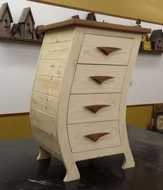 Checkout Eddie Noble's Woodworking Creation! #woodworker #woodworking #wood