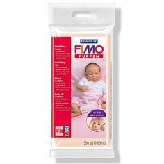 FIMO Puppen porcelángyurma, 500 g - rózsaszín - Art-Export webáruház