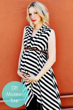 DIY Maternity Clothes: Summer Essentials. Seriously wish I would have seen this when I was pregnant.  Repinning for friends
