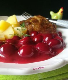 Hungarian Recipes, French Toast, Food And Drink, Beef, Vegetables, Drinks, Breakfast, Tiramisu, Salads