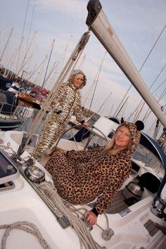 #onesie #animals #sail #boat #deck