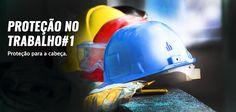 A importância do capacete. Confira!  IKAIKA  EPI Brasilia | EPI SIA | EPI DF | EPI Taguatinga | EPI Ceilandia  www.ikaikaepi.com.br #epi #segurança #segurançanotrabalho