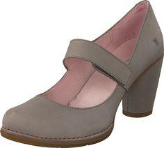 El Naturalista - Colibri N466 Grey Mary Janes, Flats, Grey, Fashion, Loafers & Slip Ons, Gray, Moda, Fasion, Ballet Flats