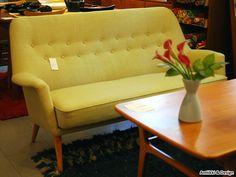 """Sohva """"Safir"""", Gemla, Ruotsi, 1950-luku, 2 750 € - Antiikki & Design - AntiikkiShop"""