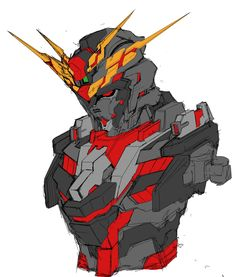 Orignal  Unicorn Gundam