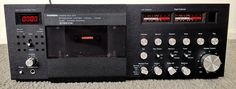 Tandberg 3014, a superb stereo cassette deck.