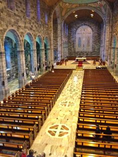 Beautiful Ireland-Galway Cathedral