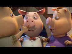 Assistir filme completo e dublado: 3 Porquinhos e Um Bebe - Filme de 2015.
