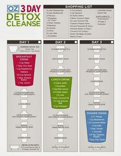 3 Day Juice Cleanse - tested  eatlivesplurge.blogspot.com