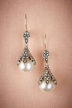 Miriam Pearl Drop Earrings