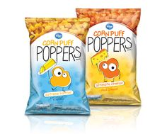 POPPERS - Packaging designed by Design Resource Center http://www.drcchicago.com/