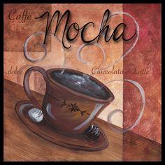 latte decorations | Tre Sorelle's Art Licensing Program