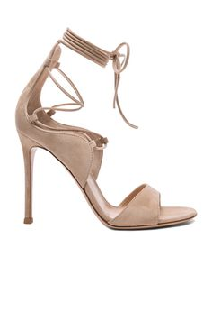Gianvito Rossi Lace Up Heels (=)