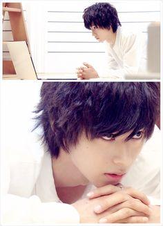 Death Note Live Action, Death Note デスノート, Live Action Movie, Kento Yamazaki Death Note, Drama Stage, L Dk, L Anime, L Lawliet, Kind Person