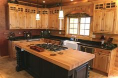 69 Rustic Kitchen Cabinets Ideas 56
