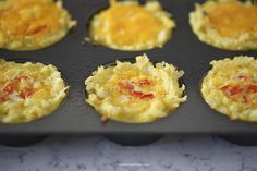 Egg and hash brown nests recipe on iheartnaptime.com
