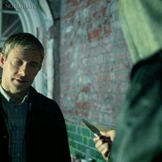 Jawn being awesome! Second fav part of that episode. My fav part was when Sherlock ripped the door off of the drug den!