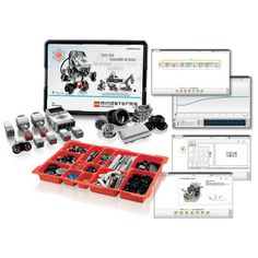 EV3 Homeschool with Design Engineering Projects Pack,5003479