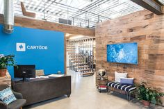 Take a Look at CARTO's New Brooklyn Office - Officelovin'