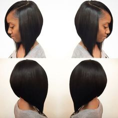 Flawless bob via @hairbylatise - http://community.blackhairinformation.com/hairstyle-gallery/weaves-extensions/flawless-bob-via-hairbylatise/