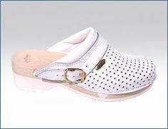 CALZURO WOOD CLOGS : Medical footwear - Calzuro Clogs