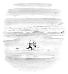 Jean-Jacques Sempé – Sincères amitiés   Galerie Martine Gossieaux