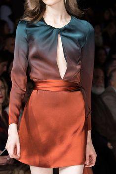 Blumarine at Milan Fall 2015 (Details)