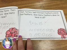Thanksgiving Story Problems. Addition and Subtraction word problems for Thanksgiving.