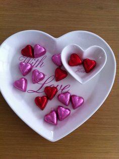 HEARTS~ HEART DISH