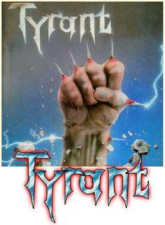 Burgos Btt Metal: Canciones para una vida - Tyrant - Fight For Your ...