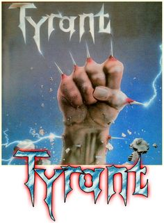 Burgos Btt Metal: Canciones para una vida - Tyrant - Fight For Your . Metal On Metal, Black Metal, Heavy Metal, Amon Amarth, Dream Theater, Bruce Dickinson, Skid Row, Judas Priest, Ozzy Osbourne