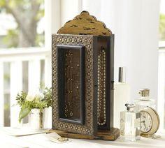Daphne Jewelry Box | Pottery Barn
