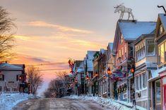 Main Street - Bar Harbor, Maine