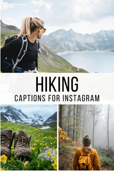 Discover recipes, home ideas, style inspiration and other ideas to try. Waterfall Captions, Waterfall Quotes, Adventure Captions, Adventure Photos, Hiking Gear, Funny Hiking Quotes, Quotes About Hiking, Hiking Logo, Posing Tips