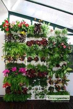 Minigarden Vertical Weiß - Ambient - Quizcamp - urban kraut