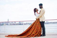 I do Ghana! African themed engagement photos - I do Ghana! Themed Engagement Photos, Engagement Pictures, Engagement Shoots, Pre Wedding Photoshoot, Wedding Pics, Wedding Ideas, Wedding Shoot, African Theme, African American Weddings