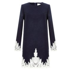 Crafted from warm and skin-friendly material,comfortable to wear. Long sleeve,round neck and loose design. Cuff and hemline with embroidery lace spliced design,sweet and stylish. Pairing it with your coats and leggings,so charming and eye-catching.  - See more at: http://pgfancy.bigcartel.com/product/grxjy56003108-fashion-long-sleeve-round-neck-embroidery-lace-hem-dress#sthash.yYKPDRD4.dpuf