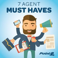 7 Real Estate Agent Must Haves | Resources for Real Estate Agents