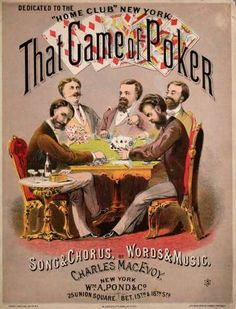 That Game of Poker