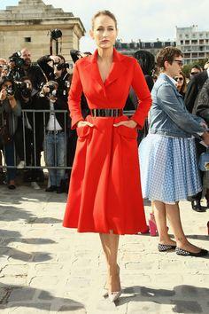 Dior couture.