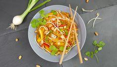 Rezept für das ideale Sommergericht: Frisch, leicht, vegan, glutenfrei & low-fat
