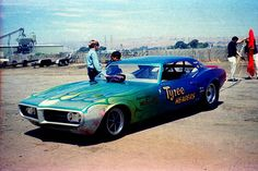 Tyree Firebird funny car