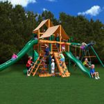 Gorilla® Playsets Triple Play Playset - Do It Yourself
