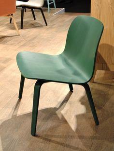 Green chair, Muuto